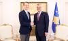 Presidenti Thaçi ka pritur në takim lamtumirës ambasadorin e Suedisë