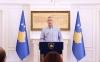 Govor predsednika Thaçija na konferenciji za medije