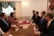 Presidentja Jahjaga priti anëtarin e Dhomës Përfaqësuese në Parlamentin e Japonisë z. Ryu Shionoya