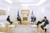 President Thaçi received the new Head of the EU Office in Kosovo, Ambassador Tomáš Szunyog