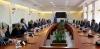 Presidenti Thaçi takoi përfaqësuesit e vëzhguesve të BE-së