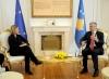 Presidenti Thaçi: BE-ja mbetet destinacioni kryesor i Kosovës