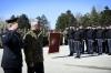 """Presidenti Thaçi në kazermën """"Adem Jashari"""": Emri i kësaj kazerme është emri i lirisë dhe pavarësisë"""