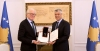 President Thaçi decorated Ambassador Kai Eide with Presidential Jubilee Medal of the Tenth Anniversary of the Independence