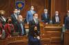 Vjosa Osmani – Sadriu zgjidhet Presidente e Republikës së Kosovës