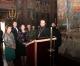 Predsednica Jahjaga je danas za Praznik Pravoslavni Uskrs posetila Manastir u Dečanima