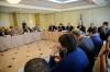 Presidenti Thaçi diskutoi me shoqërinë civile për projekt-rregulloren e Komisionit për të Vërtetën dhe Pajtimin