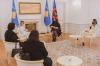 Presidentja Osmani në Ditën Ndërkombëtare të Mamive priti një delegacion të Shoqatës së Mamive të Kosovës 2