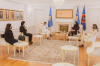 Presidentja Osmani në Ditën Ndërkombëtare të Mamive priti një delegacion të Shoqatës së Mamive të Kosovës 1