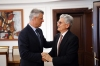 President Thaçi and the former Italian Prime Minister: The whole region must move towards EU