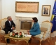 President Jahjaga had a meeting with OSCE High Commissioner for National Minorities, Vollebaek