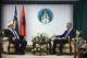 President Thaçi visits Islamic Community of Kosovo, extends Eid al-Fitr greetings to Muslims