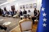 Presidenti Thaçi priti kongresistin Eliot Engel, kërkon të angazhohet që SHBA-ja të mbetet e fokusuar në çështjen e Kosovës
