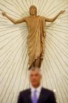 Presidenti Thaçi: Katedralja një tempull fetar dhe rrëfim i historisë sonë