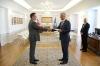Predsednik Thaçi primio akreditive novog ambasadora Ujedinjenog Kraljevstva na Kosovu