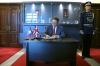 Presidenti Thaçi pranoi kredencialet nga ambasadori i ri i Mbretërisë së Bashkuar në Kosovë
