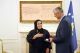 "Presidenti Thaçi dekoroi Emrush Hazirin me medaljen ""Heroi i Kosovës"""