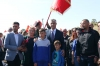 "President Thaçi awarded the ""Hero of Kosovo"" Order to the 158 martyrs laid to rest at the Marinë Memorial Complex: KLA turned the impossible into reality!"