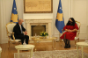 Dr. Vjosa Osmani officially assumes the function of the Acting President of Kosovo