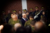 Fjalimi i presidentit Thaçi drejtuar qytetarëve dhe ushtarëve të FSK-së