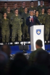 President Thaçi's speech addressed to the citizens and the KSF soldiers