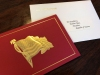 President Thaçi received a New Year 2020 felicitatory letter from President Trump