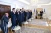 Anëtarët e rinj të KQZ-së betohen para presidentit Thaçi