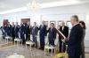 Novi članovi CIK-a položili zakletve pred predsednikom Thaçijem