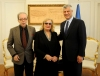 President Thaçi received the prominent writer Ismail Kadare