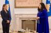 Presidentja Osmani: Të ftuarit e mi të parë në Presidencë xhudistet e xhudistët që lartësuan flamurin e Kosovës