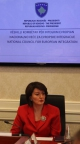 President Jahjaga's speech at the seventh meeting of the National Council on European Integration