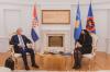 Presidentja Osmani priti në takim ministrin kroat për punë të Jashtme dhe Çështje Evropiane Gordan Grlić Radman 6