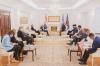 Presidentja Osmani priti në takim ministrin kroat për punë të Jashtme dhe Çështje Evropiane Gordan Grlić Radman 8