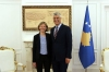 President Thaçi received the Head of the US DIR: speedier NATO membership due to US decisive role