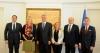 Presidenti Thaçi priti një delegacion të deputetëve të Parlamentit kroat
