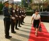 Presidenti Thaçi pranoi letrat kredenciale nga ambasadorja e re e Francës