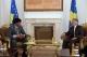 """U.D. i Presidentit të Republikës së Kosovës, dr. Jakup Krasniqi priti përfaqësuesit e rrjetit të OJQ-ve """"Demokracia në Veprim"""""""