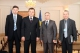 THE ACTING PRESIDENT OF THE REPUBLIC OF KOSOVO DR. JAKUP KRASNIQI RECEIVES AN ENEMO DELEGATION