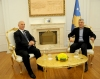 President Thaçi decorated the President of the Olympic Committee of Kosovo with the Presidential Medal of Merits