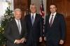 Predsednik Thaçi sastao se sa ministrom Duncanom u Londonu, razgovarali o stabilnom miru na Kosovu