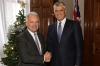 Presidenti Thaçi takoi ministrin Duncan në Londër, biseduan për paqen e qëndrueshme në Kosovë dhe rajon