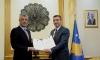 Predsednik Thaçi je predao predsedniku Skupštine Kadri-ju Veseli nacrt zakona o Vojsci Kosova