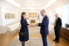 Predsednik Thaçi primio akreditivna pisma od nove ambasadorke Paname