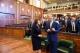 Presidenti Hashim Thaçi jep betimin para deputetëve të Kuvendit të Kosovës