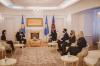 Presidentja Osmani priti në takim Ambasadorin Amerikan Kosnett