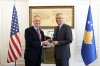 President Thaçi received General Timothy Orr at a farewell meeting