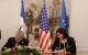 Predsednica Jahjaga je dočekala guvernera države Ajova, SAD, Terry Branstad