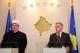 VD Predsednika Republike Kosova, dr. Jakup Krasnići je primio Muftiju Kosova, Naim Trnava
