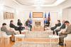 U.d. Presidentja Osmani me përfaqësues të QUINT-it dhe BE-në, diskutoi për vëzhgimin e zgjedhjeve të parakohshme parlamentare