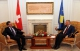 Predsednik Pacolli je primio Ambasadora Švajcarske na Kosovu, G.Dina Lukas Beglinger